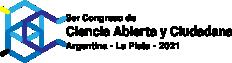 3er Congreso Argentino de Ciencia Abierta y Ciudadana Logo