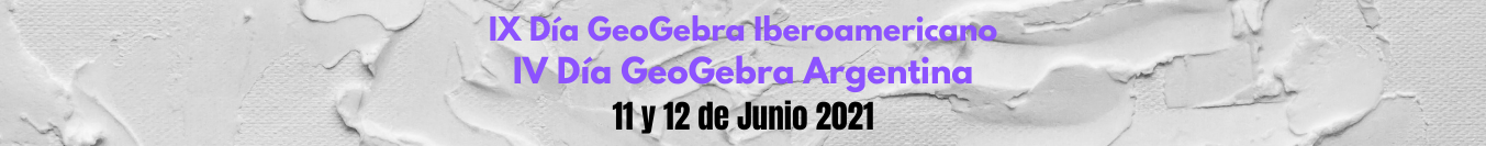 4to día GeoGebra Argentina Logo