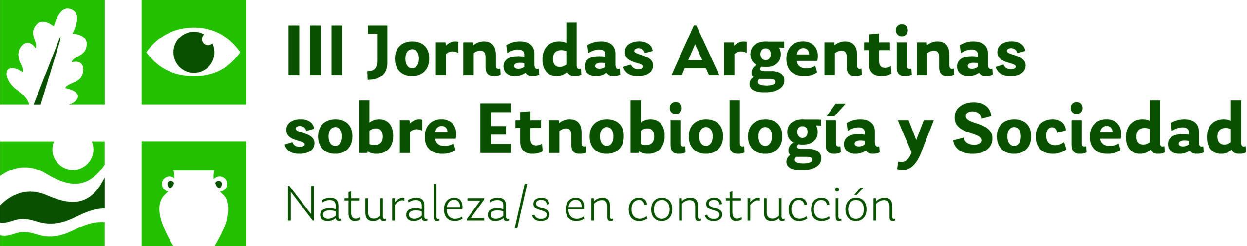 III Jornadas Argentinas de Etnobiología y Sociedad Logo