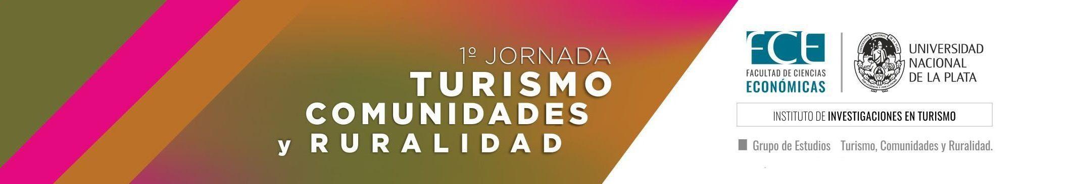 Turismo, Comunidades y Ruralidad. Debates y construcción de sentidos desde los territorios Logo