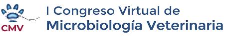 I Congreso de Microbiología Veterinaria Logo